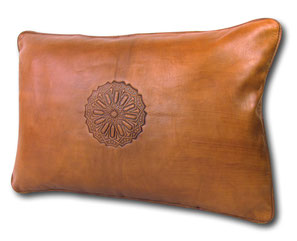 Mina Design Lederkissen Leder Kissen schwarz Sitzkissen Zierkissen Sofakissen leather cussion pillow coussin en cuir