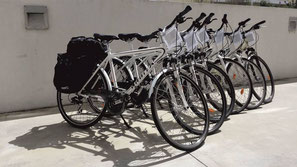 City-/ Trekkingbike renting, Algarve / Portugal