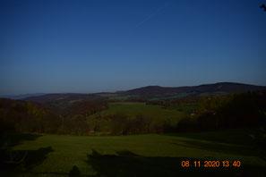 Boyneburg und Schickeberg von der Windhause