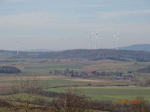 Windpark Diemerode/Eltmannsee