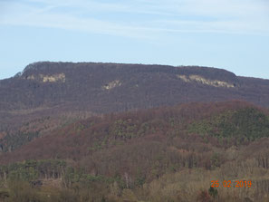 Bergstürze Hohestein