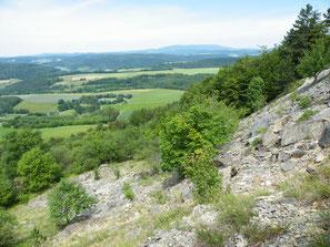 Vom Erdrutsch Schickeberg zum Meißner