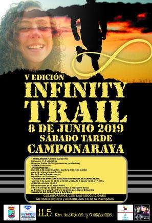 V INFINITY TRAIL - MEMORIAL CRISTINA DÍAZ  -Camponaraya, 08-06-2019