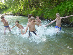 Flusskraft erleben Foto: U. Dopheide