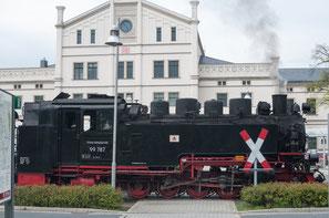 Schmalspurbahn Jonsdorf-Oybin, Zittau