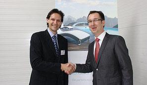 Markus Eugen Hübner & Thomas Prusnik