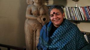 Dr. Vandana Shiva im Interview