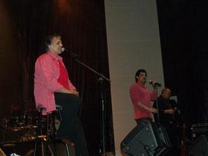 Los Chichos en concierto