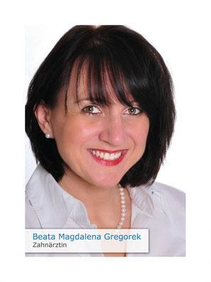 Beata Magdalena Gregorek, Zahnärztin in Augsburg (© Doris Auer, Foto Hollywood)