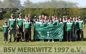 BSV Merkwitz 1997 e.V. Gruppenfoto 2015 - Mitglieder aus der gesamten Region Lutherstadt-Wittenberg