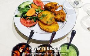 Restaurant Kayani's Bezons - Beignets