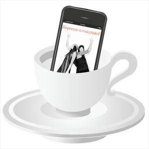 El ritual del café, una experiencia memorable si la aprecia con tres ojos/Il rito del caffè, è una esperienza indimenticabile, se si apprezza con tre occhi