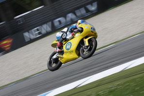 2012 der Katastrophenstart bei Ioda Racing.