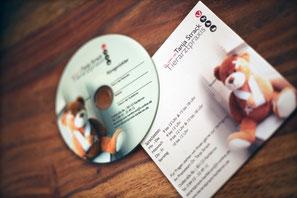 CD-Druck und passende Hüllen