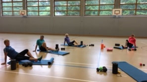 Mentaltraining im Laufsport & Blackroll, 24. / 25. 06. 2017 in der Lenk
