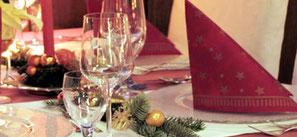Weihnachten im  Hotel Breitenbacher Hof in Waldachtal-Lützenhardt /  Schwarzwald zwischen Freudenstadt und Horb
