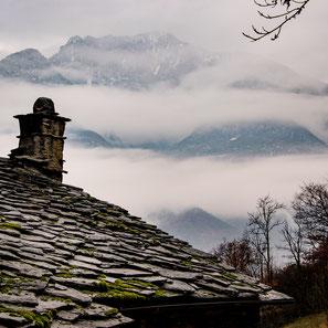 Panorami della Valle d'Aosta