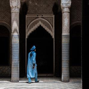 Kasbah del Glaoui in Marocco