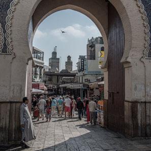 Marrakech ed i suoi souk