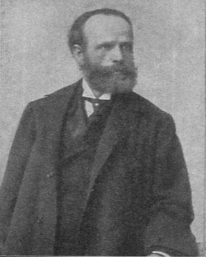 Bild Portrait von Carl Ludwig Sprenger