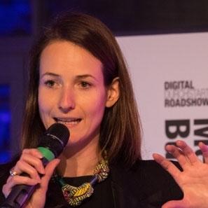 Jenny von Podewils, Expertin für agilen Kulturwandel, Veränderung der Arbeitswelt durch KI