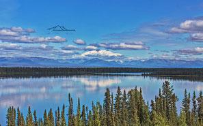 Bild: Mount Saint Elias Alaska