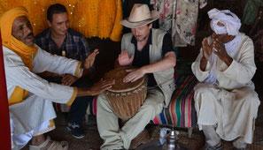 Armin Egenter; Marokko; Drums; Schlagzeug