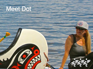 Meet Dot Jordan, professional SUP instructor and owner of the Nicola Valley Paddle Company.