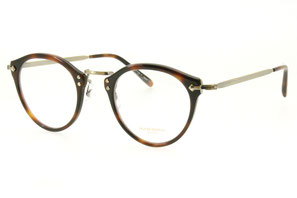 "OLIVER PEOPLES ""505"" Col.DM"