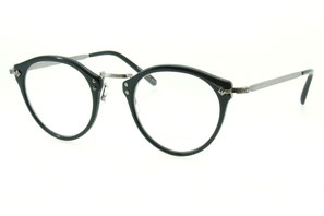 "OLIVER PEOPLES ""505"" Col.BKP"