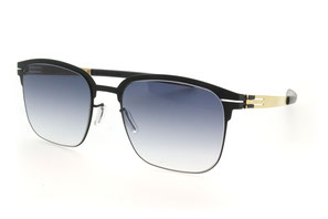 "ic!berlin eyewearmebius limited ""mathias b"" Col.black mattgold"