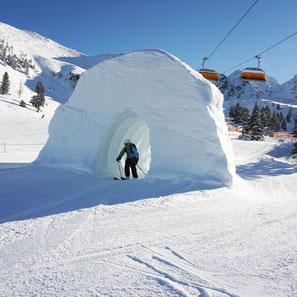 Skispaß auf den Funslopes auf Hauser Kaibling, Planai, Hochwurzen und Reiteralm