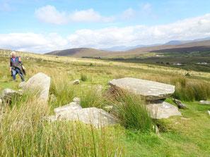 """ The Magic of Ireland ""      Achill Island"