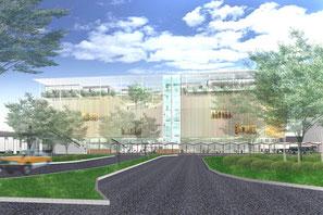 横浜都筑区商業施設計画***