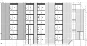 小石川共同住宅計画**