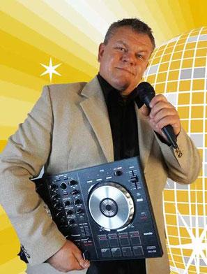 DJ Biografie Event Firmenfeier