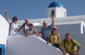 Gruppenreisen nach Griechenland Inselhüpfen und Meer