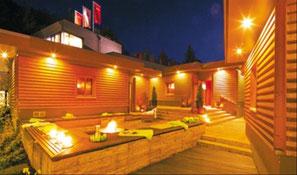 Wellness Urlaub im Resort Schindelbruch geniessen...