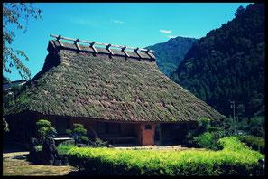 古井家住宅(千年家)