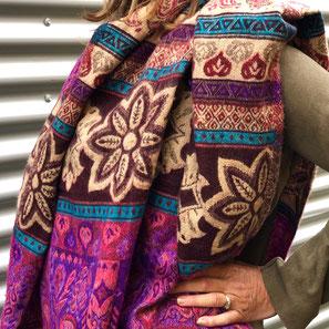 Sjaals, handschoenen, winter, Boho Accessoires