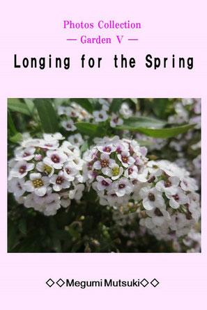 Photos Collection ― Garden Ⅴ ― Longing for the Spring Megumi Mutsuki