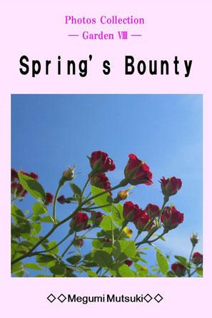"""""""Photos Collection ― Garden Ⅷ ―  Spring's Bounty"""" Megumi  Mutsuki"""