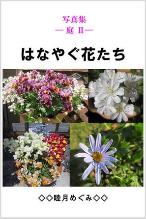『写真集 ― 庭 Ⅱ ― はなやぐ花たち』 睦月めぐみ