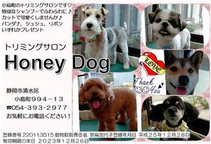 トリミングサロン Honey Dog