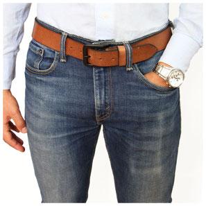 Almadih Leder Hüftgürtel Taillengürtel Schwarz braided leather belt