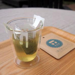川根(静岡県)の有機栽培茶 樽脇園 普通煎茶 無農薬 無化学肥料 オーガニック 山のお茶 オーガニックドリップティー 新月茶ブレンド