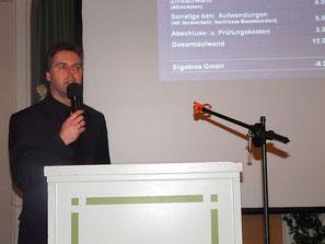 Dr. Reinhard Koss Dozententaetigkeit
