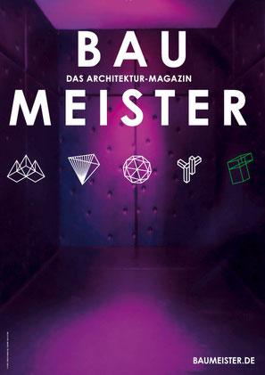 Zeitschrift Baumeister, Messe BAU