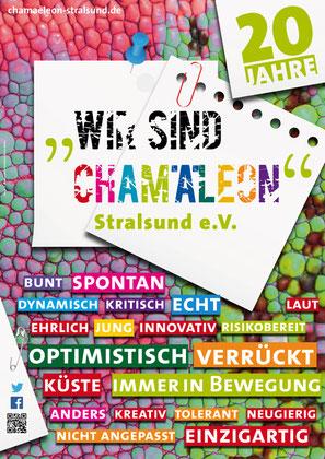 A2 Poster für den Stadtbereich