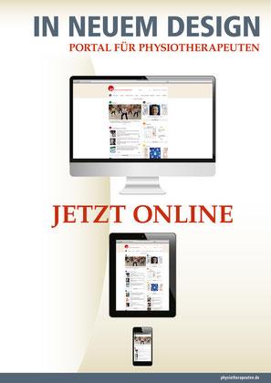 pt online Relaunch, Messe MEDICA